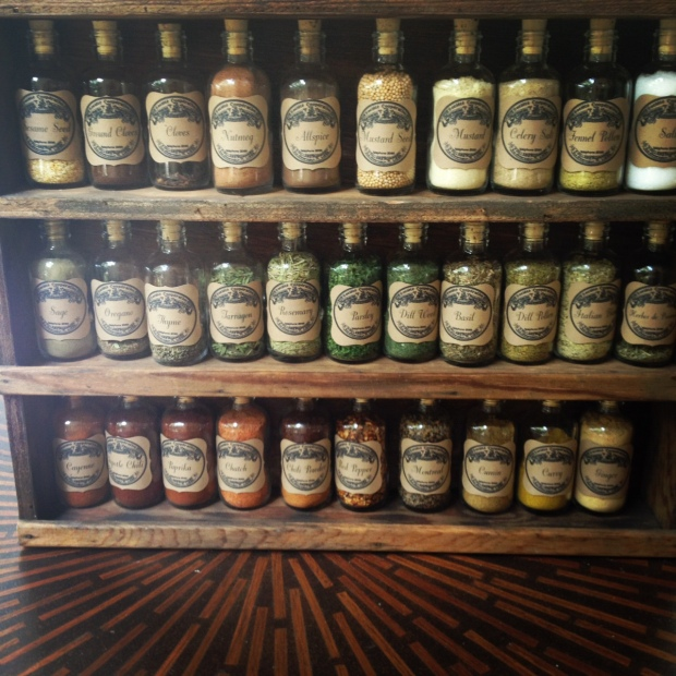 spice rack plans free download