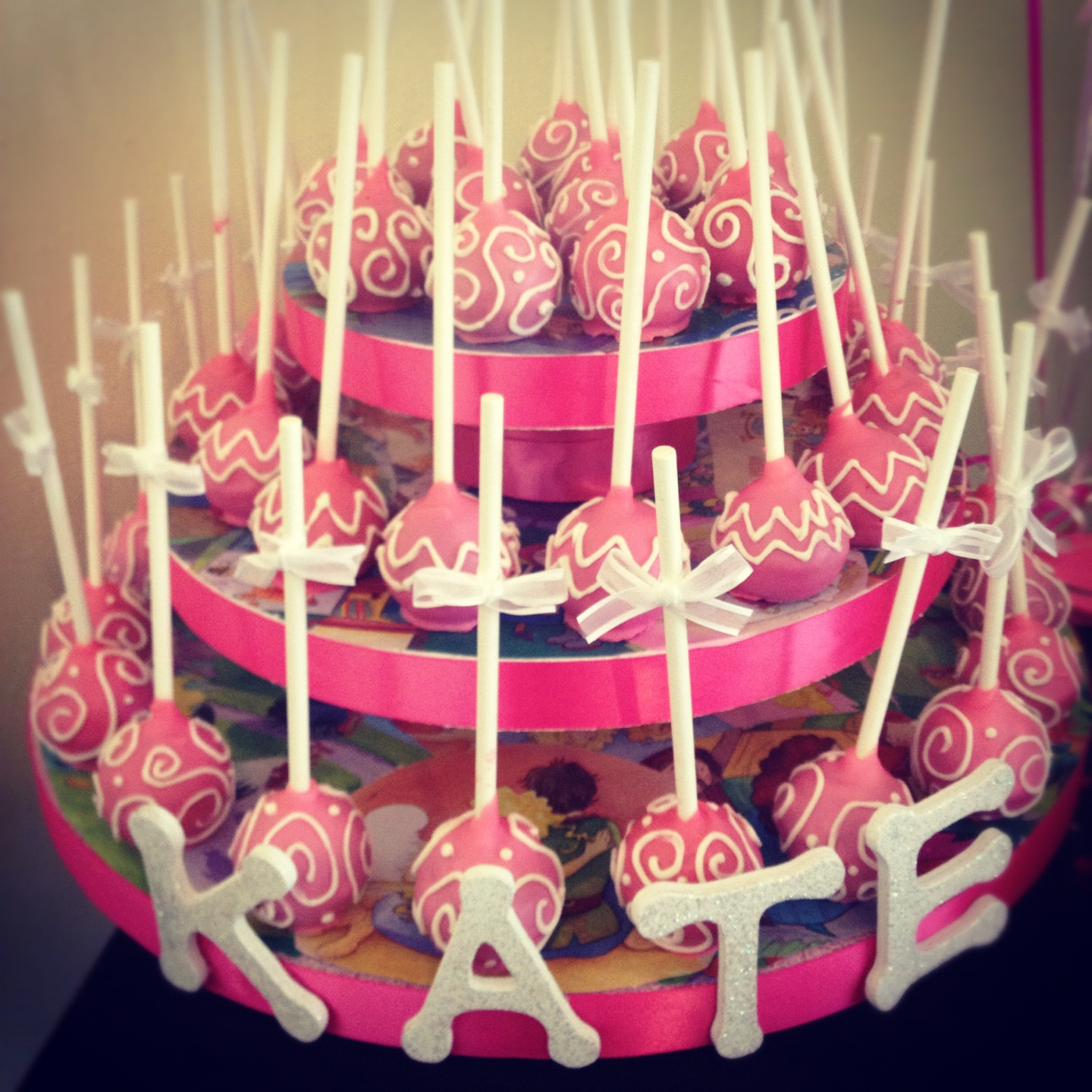 How to Make a Cake Pop / Cupcake Stand Homemaker Chic
