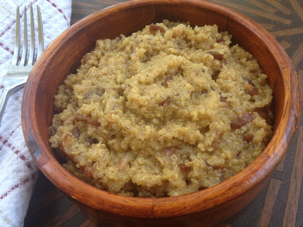 bacon-cheddar-quinoa-dish-homemakerchic.com