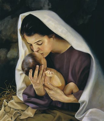 mary-kissing-baby-jesus-homemakerchic.com