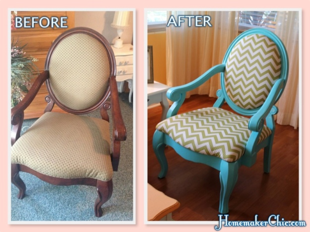 repurposed-chair-turquoise-chevron