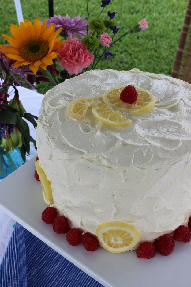 rustic-raspberry-lemon-buttercream-layer-cake