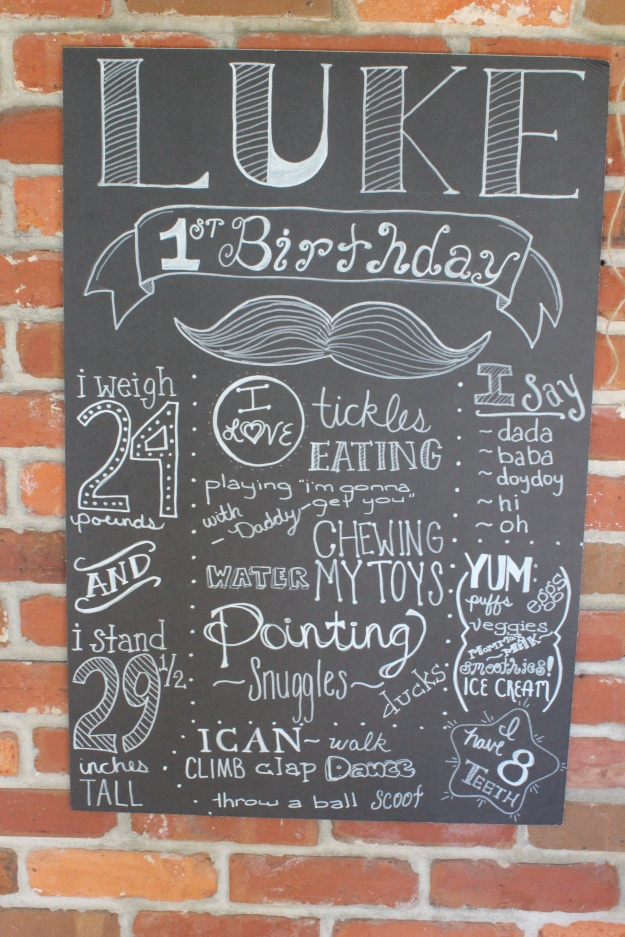 first-birthday-chalkboard-sign