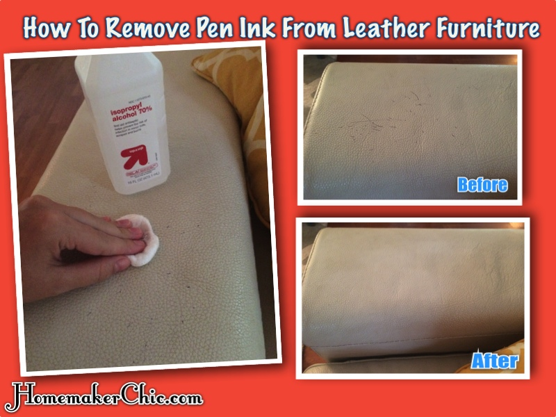 how-to-remove-ink-from-leather-furniture