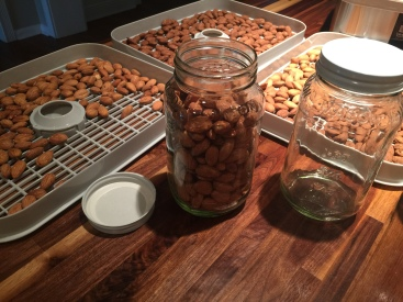 storing-nuts-in-mason-jars